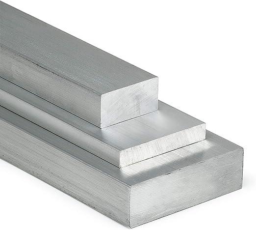 auf Zuschnitt 50cm L: 500mm 10x10mm Aluminium Vierkant AW-2007 AlCuMgPb