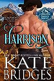 Harrison (Alaska Cowboys and Mounties Book 7) (Western Historical Romance)