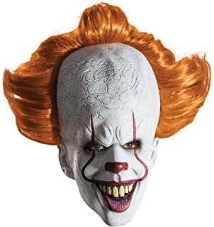 Amazon.com: Rubies IT The Movie Adult Pennywise Deluxe ...