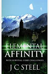 Elemental Affinity: First contact and interstellar politics collide in this fast-paced sci-fi adventure (The Cortii Series Book 3) Kindle Edition