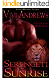Serengeti Sunrise (Texas Lions Book 4)