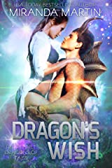 Dragon's Wish: A SciFi Alien Romance (Red Planet Dragons of Tajss Book 13) Kindle Edition
