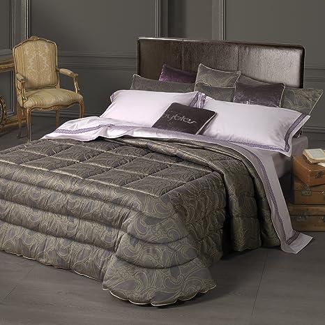 the latest 19722 9135d BYBLOS home couture-Trapunta matrimoniale Byblos