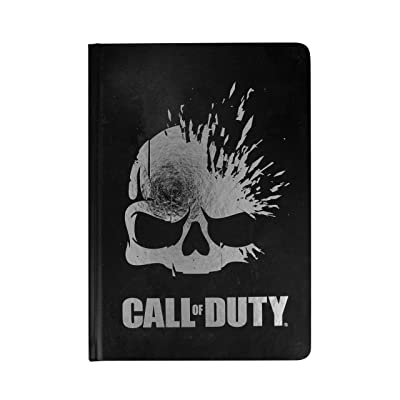 Call of Duty Officially Licensed Merchandise -Notebook - 100 Lined Pages : Office Products