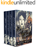 Wild West Brides of Bodie Series Collection #1 Books 1-4 (Mail Order Bride Collection)
