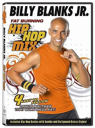 Amazon.com: Billy Blanks Jr. - Fat Burning Hip Hop Mix [DVD]: Billy ...