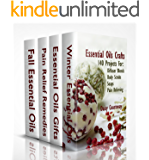 Essential Oils Crafts: 140 Essential Oils Projects For Diffuser Blends, Soaps, Body Scrubs, Candles And Pain Relieving Remedies