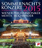 Sommernachtskonzert 2015 / Summer Night Concert 2015 [DVD]