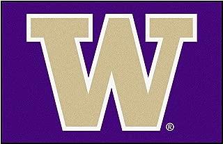 product image for FANMATS NCAA University of Washington Huskies Nylon Face Starter Rug