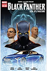 Black Panther: Soul Of A Machine (2017) #5 Kindle Edition