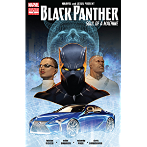Black Panther: Soul Of A Machine (2017) #5