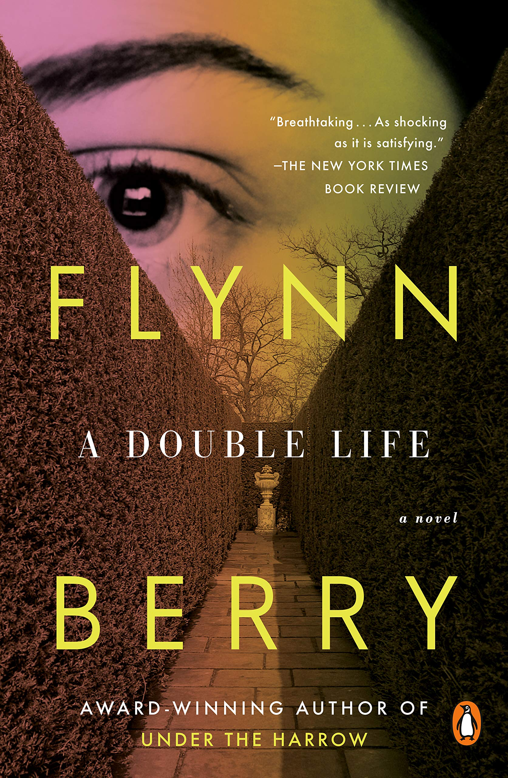 Image result for a double life flynn berry