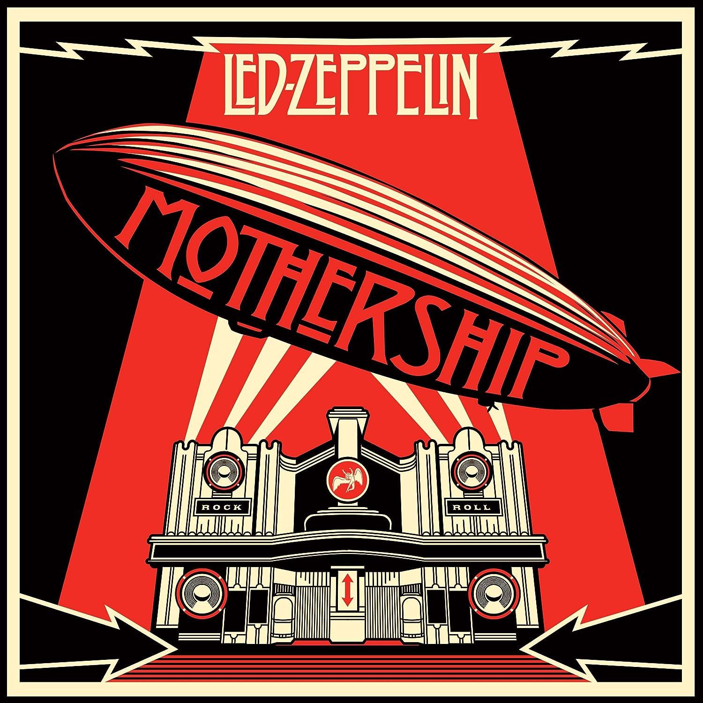 amazon mothership 12 inch analog led zeppelin ヘヴィーメタル