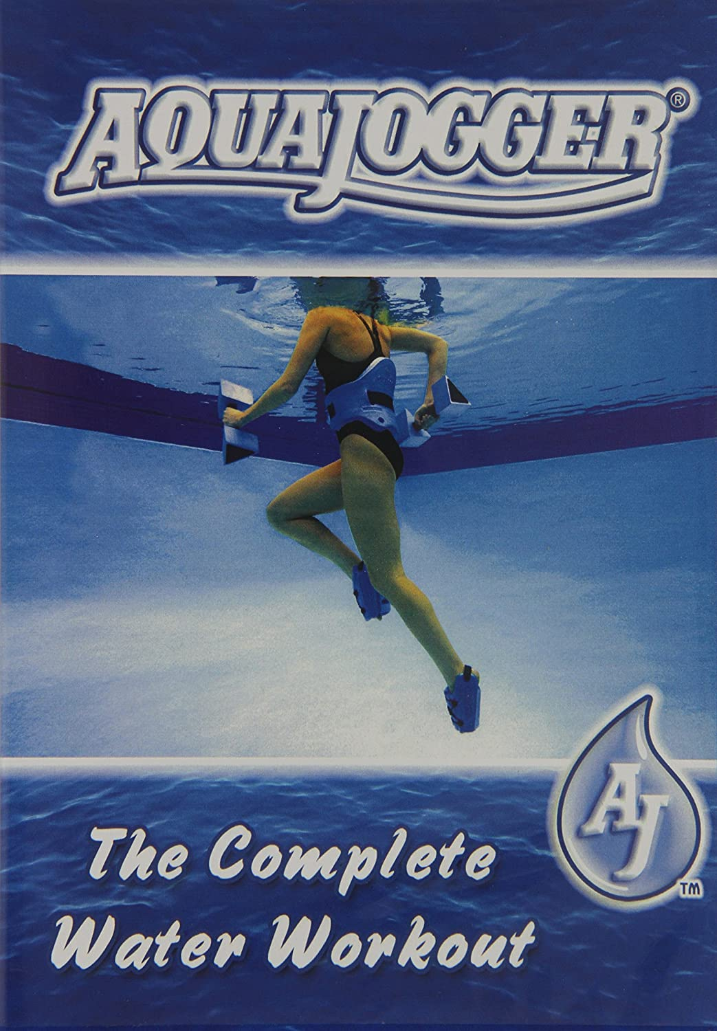 The Complete AquaJogger: Water Workout - VHS AP155 mon0002982610