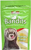Marshall Bandits Ferret Treat, 3-Ounce, Banana