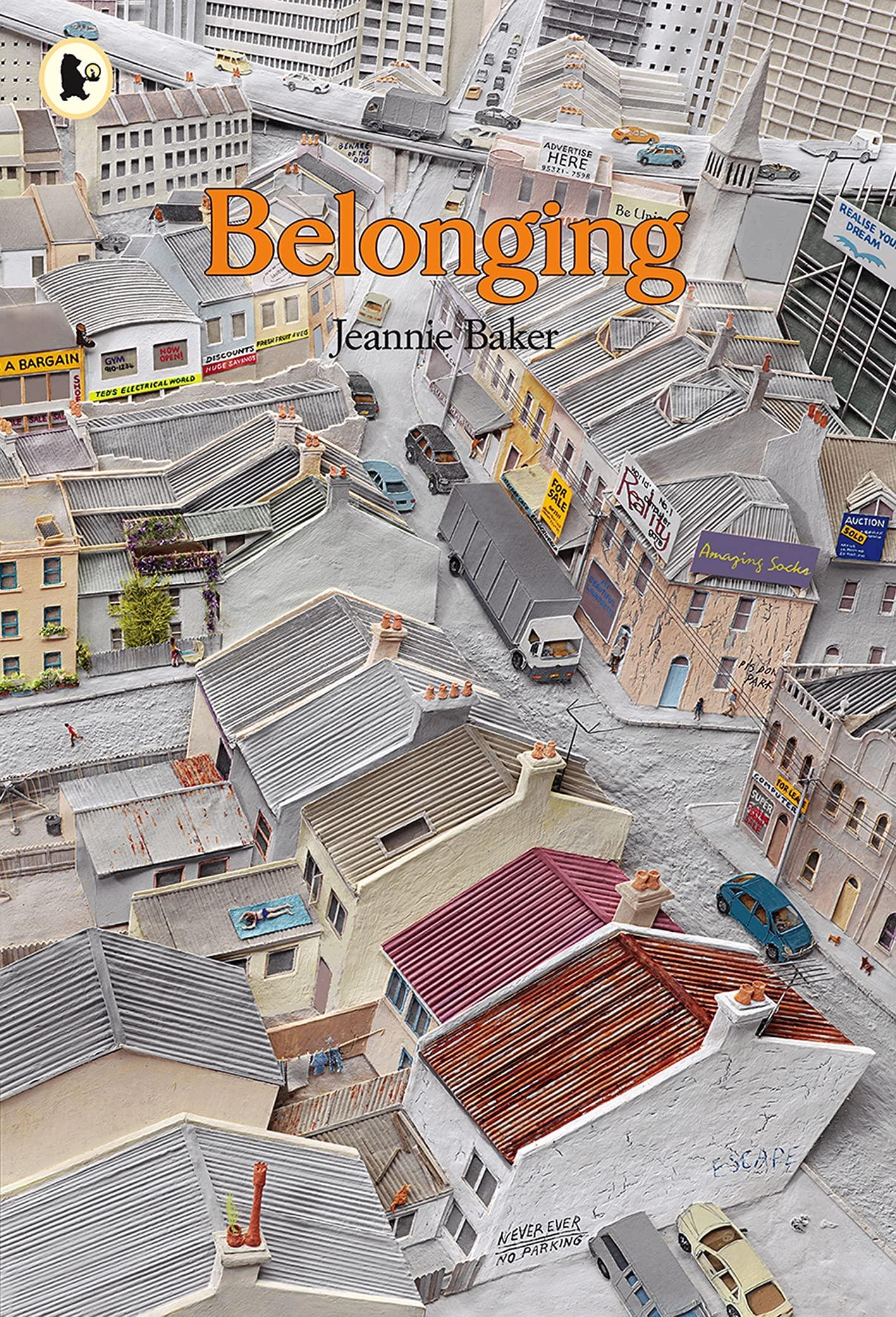 Belonging : Baker, Jeannie, Baker, Jeannie: Amazon.co.uk: Books