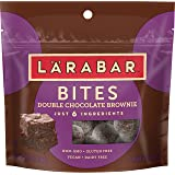 Larabar Bites, Gluten Free, Double Chocolate Brownie, 5.3 oz