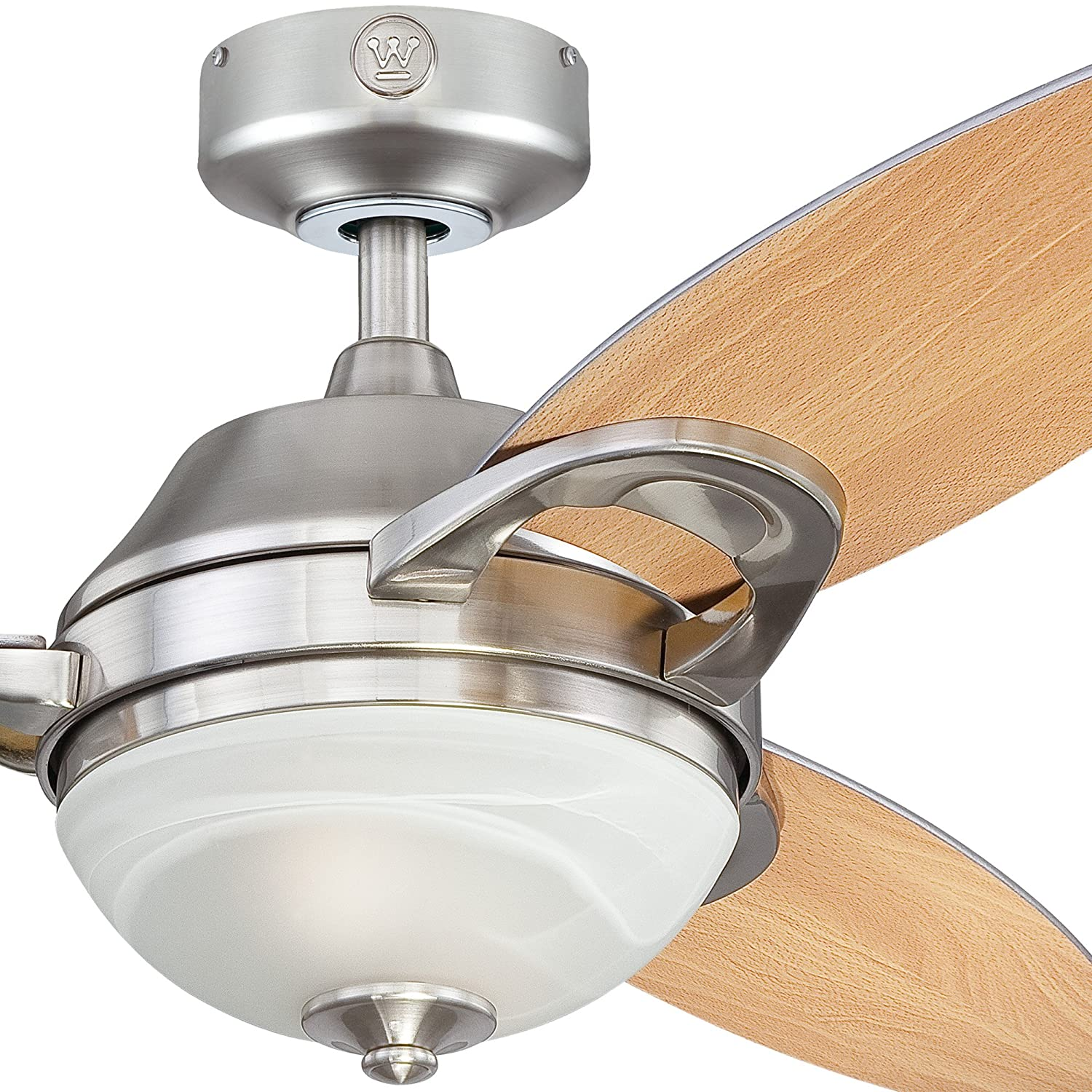 Westinghouse Arcadia Two Light 46 Inch Reversible Three