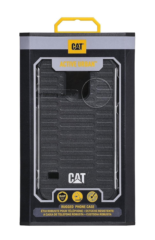 Caterpillar Active Urban Case for Samsung S5 - Black