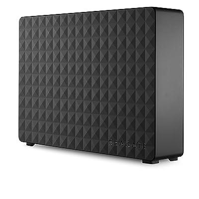 【23時45分まで】Seagate 4TB USB3.0外付ハードディスク PC・テレビ録画対応 STEB4000304 3年保証付 送料込8,882円