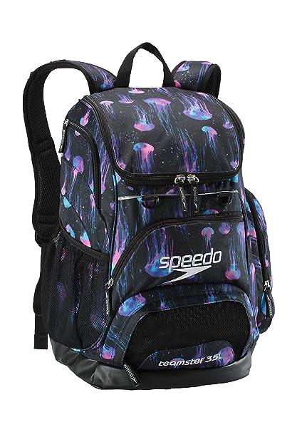 85bf68eb4e Amazon.com   Speedo Printed Teamster Backpack 35L