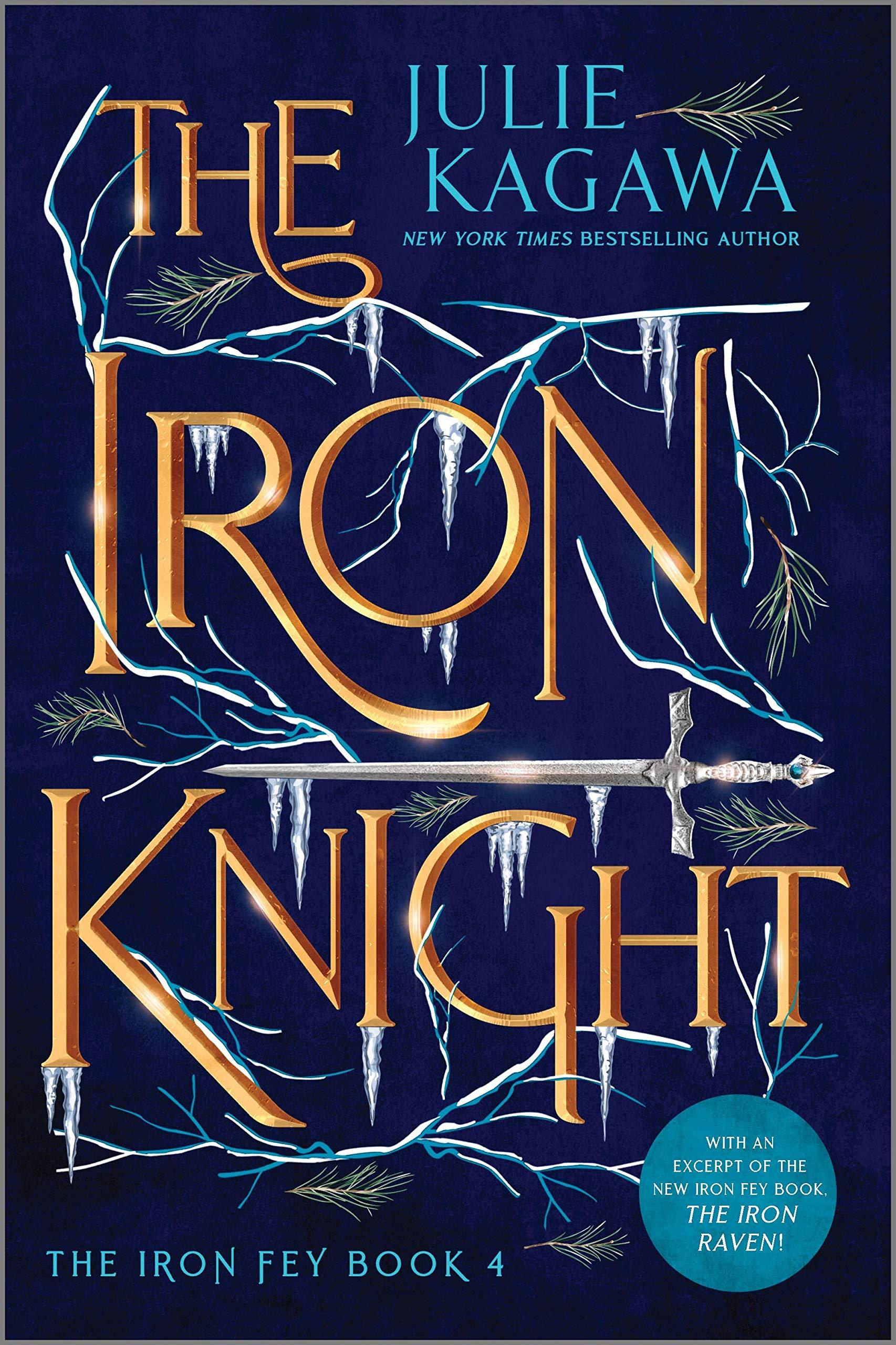 Amazon.com: The Iron Knight Special Edition (The Iron Fey) (9781335090621):  Kagawa, Julie: Books