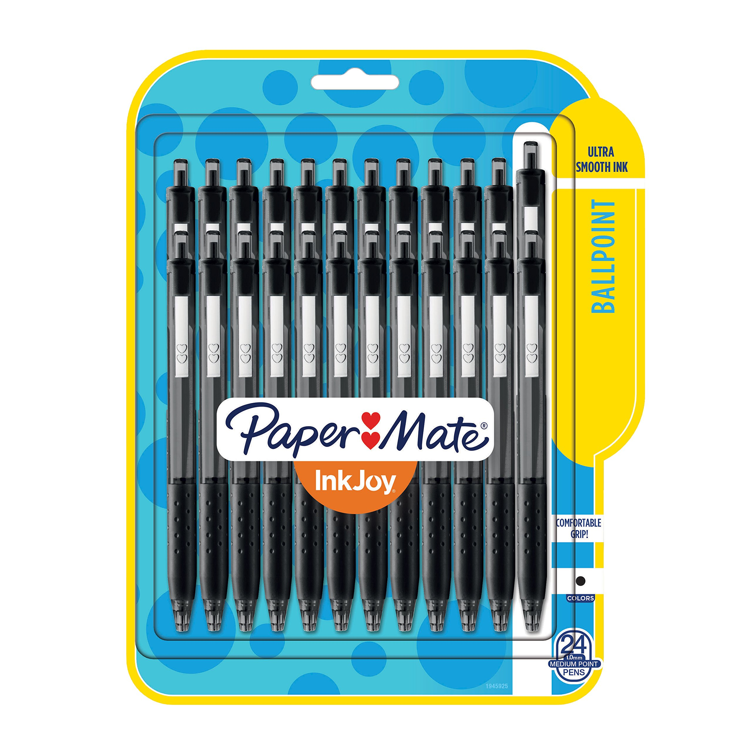 Paper Mate 1945925 InkJoy 300RT Retractable Ballpoint Pens,.