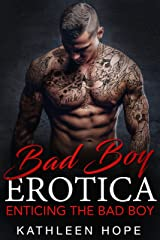 Enticing the Bad Boy Kindle Edition