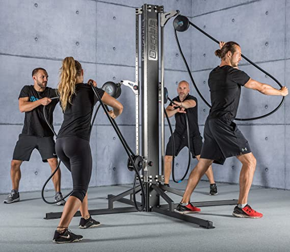 Revvll I Entrenador de cuerda infinito, resistencia ajustable, ahorra espacio, ligero, entrenamiento de escalada, entrenamiento de natación, ...