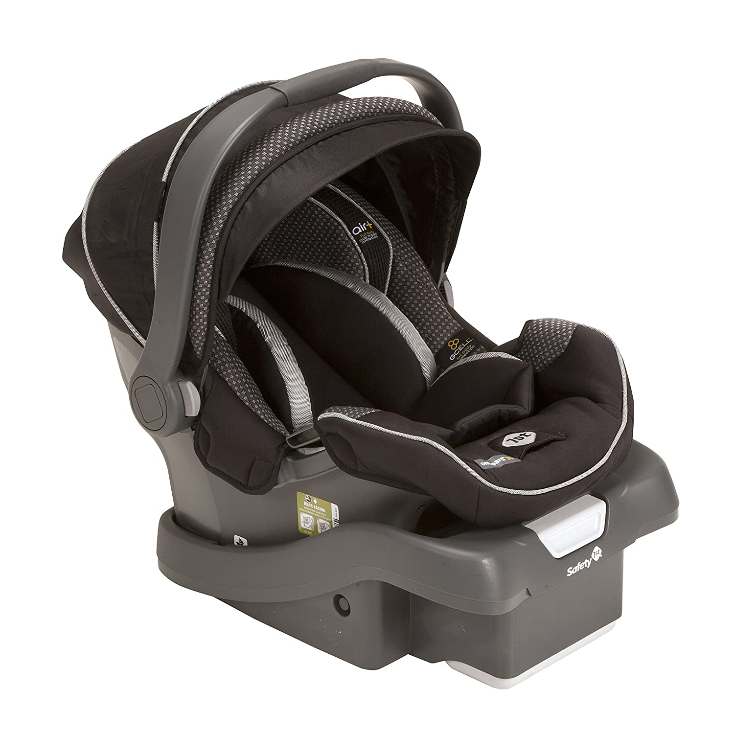 Safety 1st Onboard 35 Air+ Infant Car Seat, Plumberry IC205CKQ