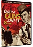 The William Castle Western Collection: The Fastest Guns of the West: 8 Films [Import]