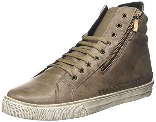8412503, Mens High Trainers North Star