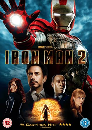 Iron Man 2 [Import]: Amazon.fr: DVD & Blu-ray