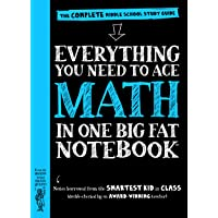 Everything You Need to Ace Math in One Big Fat Notebook: The Complete Middle School Study Guide (Big Fat Notebooks)