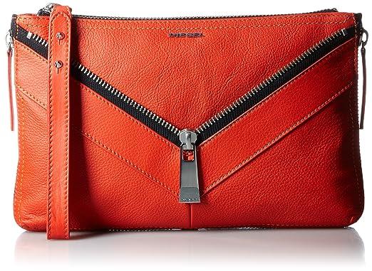e862fdae88 Diesel Pochette LE-LITTSYY LE ZIPPER femme: Amazon.fr: Vêtements et  accessoires
