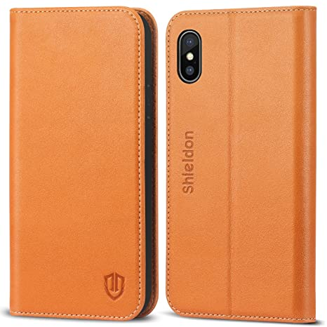 custodia iphone x pelle apple