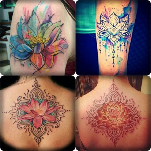 Amazon Com Lotus Flower Tattoo Meaning Love Appstore For Android