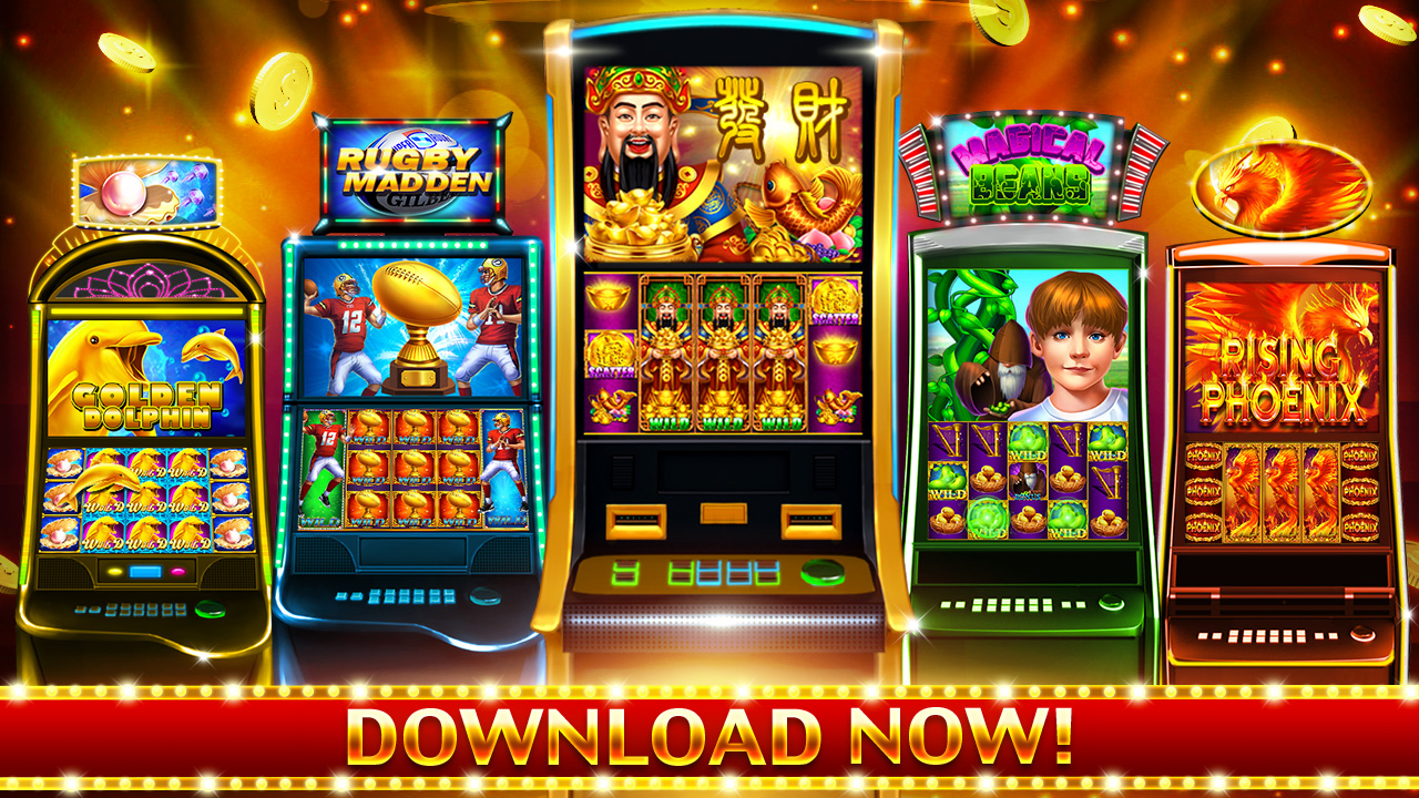 Play Casino Slot Machines Free