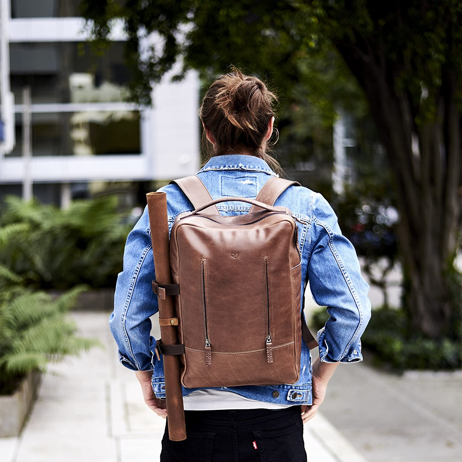 Handcrafted Backpacks