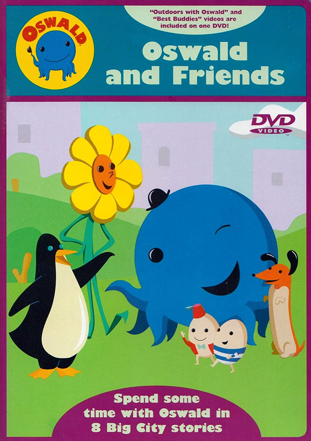 Amazon.com: Oswald And Friends: Fred Savage, Debi Derryberry ...