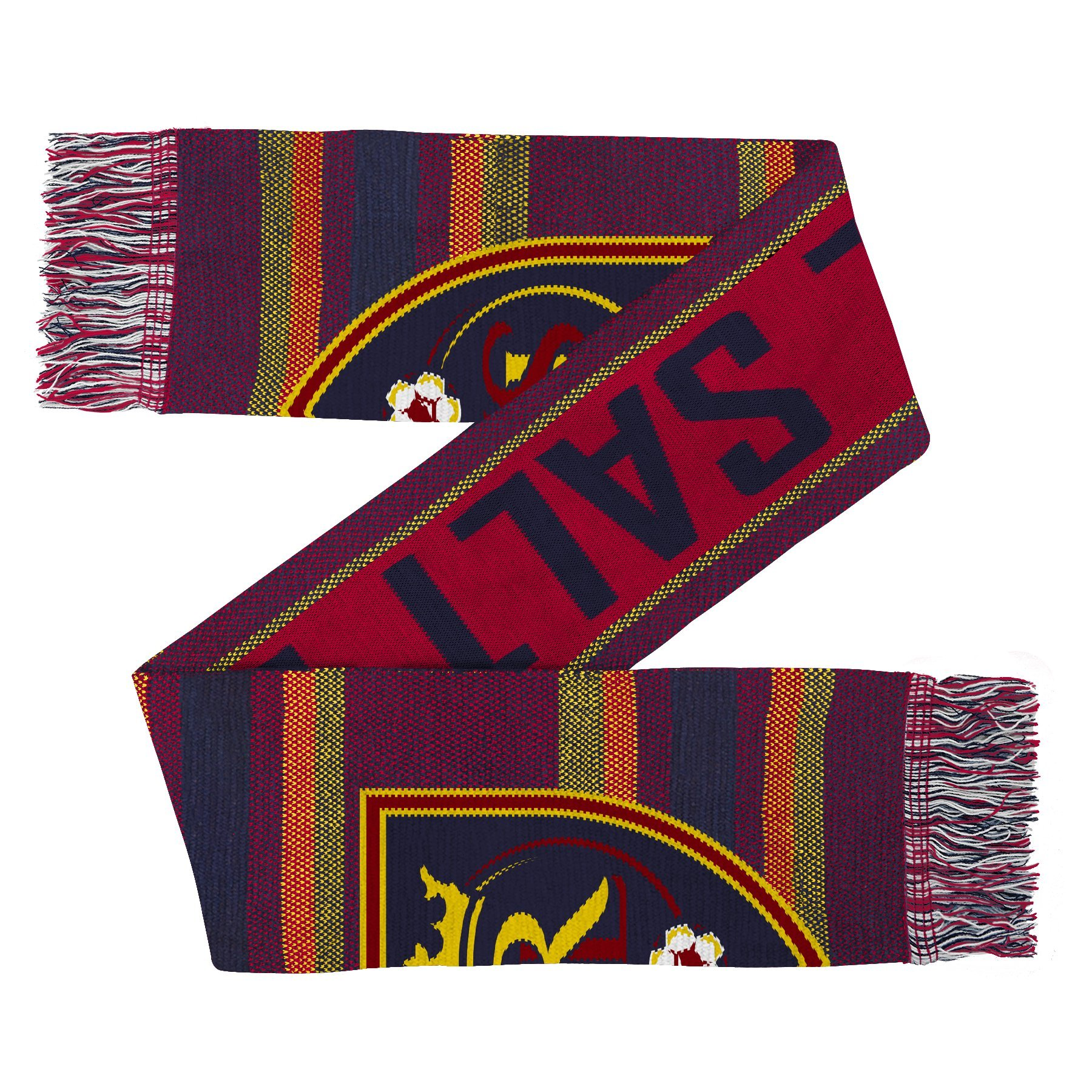 Outerstuff MLS Real Salt Lake Youth Boys Fan Scarf, 1 Size, Crimson Red