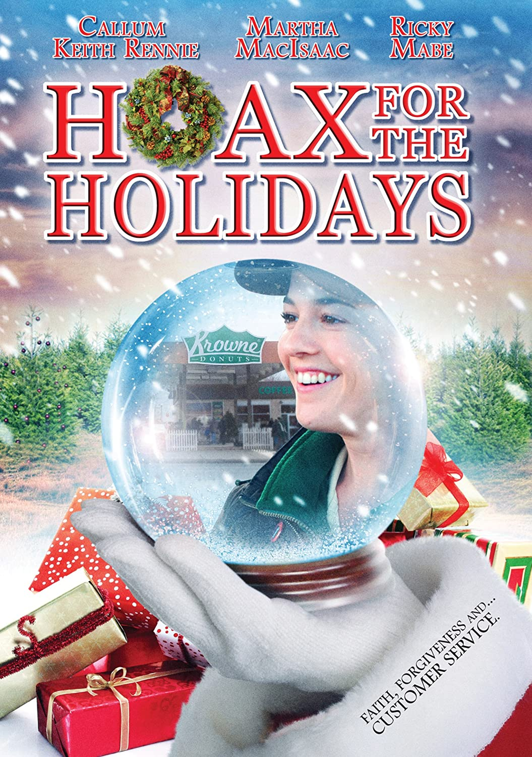 Image result for Hoax for the Holidays (2010)