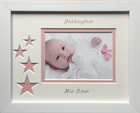 Me to You Personalised Christening 6x4 Photo Frame Gift Tiny Tatty Teddy
