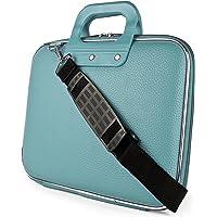 "SumacLife Sky Blue Nostalgic Cady Carrying Case Bag for Apple iPad Pro 10.5"" / iPad Pro 9.7"" / iPad 9.7"" (All Generations & Series)"