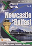 Xtreme Airports Vol 5: Belfast & Newcastle (PC CD)