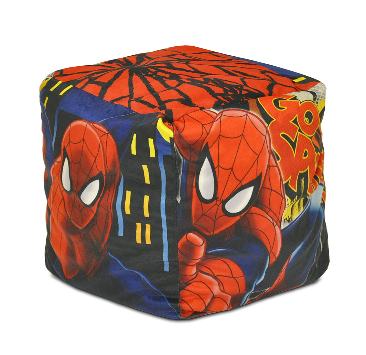 Marvel Spider-Man Square Pouf Idea Nuova - New York WN201114