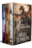 Dragonlands, Books 1 - 3: Hidden, Hunted, and Retribution (English Edition)