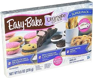 Easy-Bake Refill Super Pack Net WT 9.5OZ(270g)