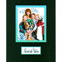 Kirkland Signature Married with Children, Classic TV, 8 X 10 Autograph Photo on...