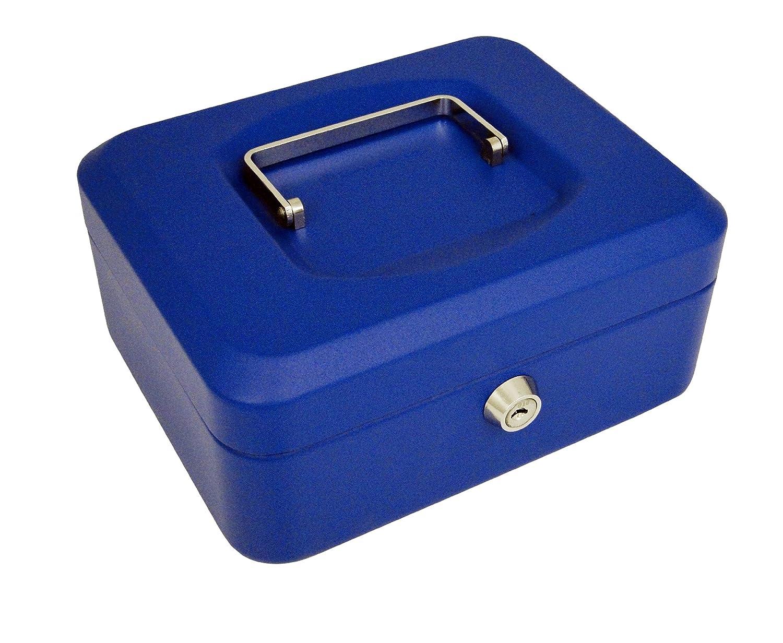 Pavo 8011742 6インチキャッシュボックス – ブルー B00CI45A7O
